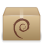 Debian Software Package Icon