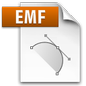 Enhanced Windows Metafile Icon
