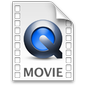 Apple QuickTime Movie Icon