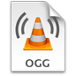 Ogg Vorbis Audio File Icon