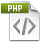 Hypertext Preprocessor File Icon