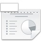 StarOffice Presentation Template Icon
