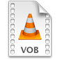 DVD Video Object File Icon