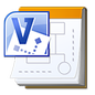 Visio Drawing Template Icon