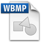 Wireless Bitmap Image File Icon