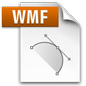 Windows Metafile Icon
