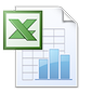 Excel Spreadsheet Icon